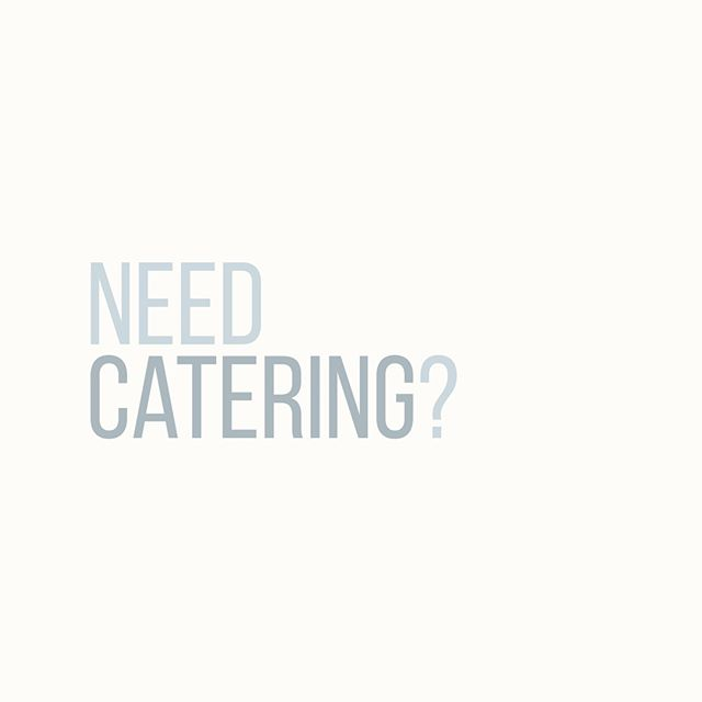 Did you know that we cater? We're more than just sweets!⠀⠀⠀⠀⠀⠀⠀⠀⠀ ⠀⠀⠀⠀⠀⠀⠀⠀⠀ Email Stephanie at catering@labriochems.com or visit labriochems.com/catering for more information!