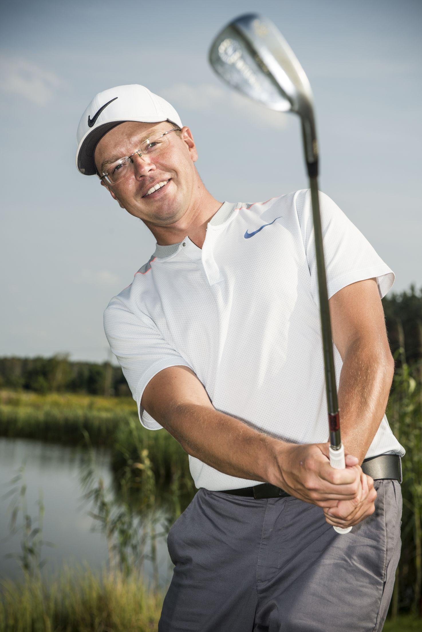 Adam Mitukiewicz - Trener i członek Zarządu PGA Polska, Fully Qualified PGA Golf Professional