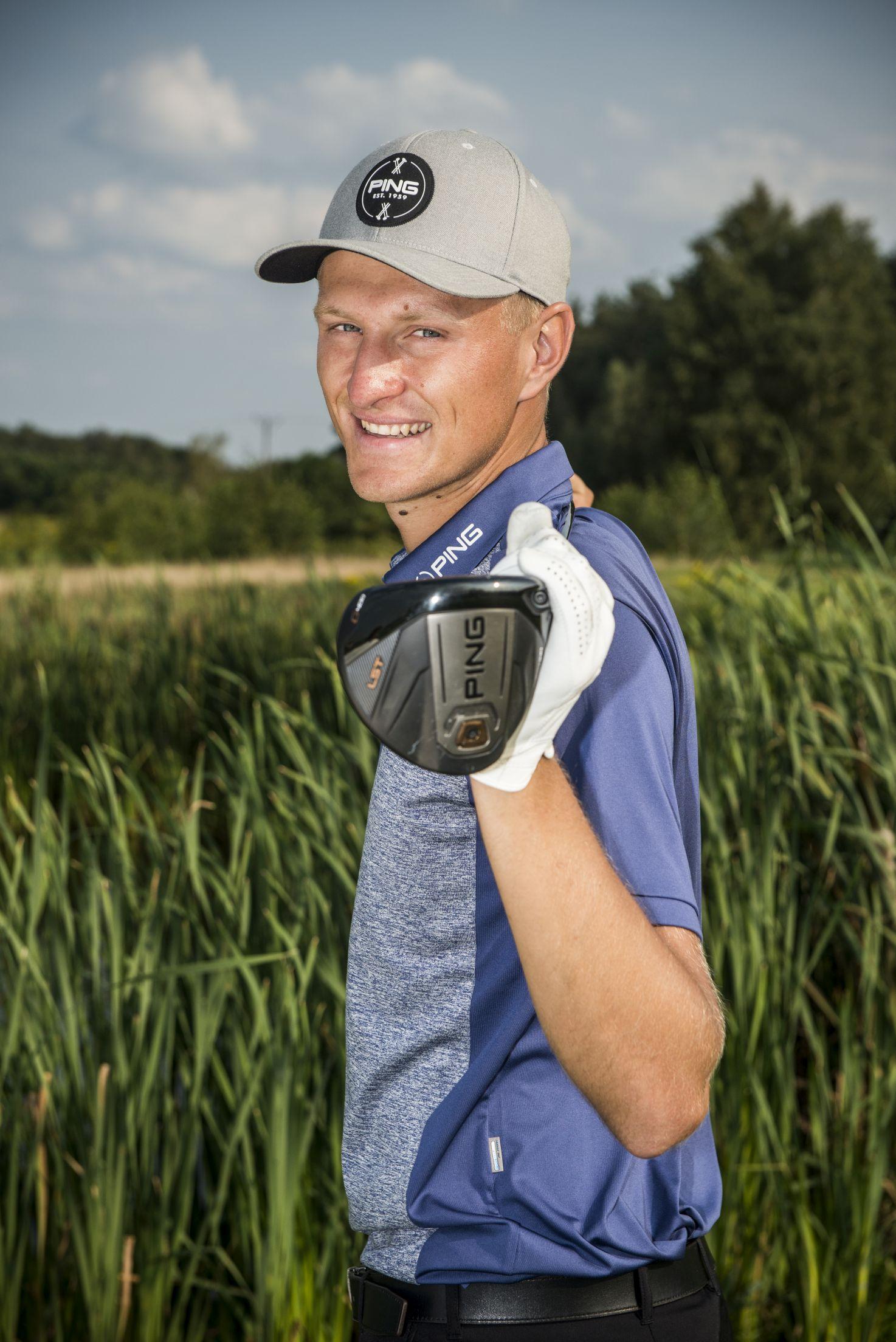 Adrian Meronk - Tour pro, najwyżej sklasyfikowany Polak w OWGR, członek PGA Polska