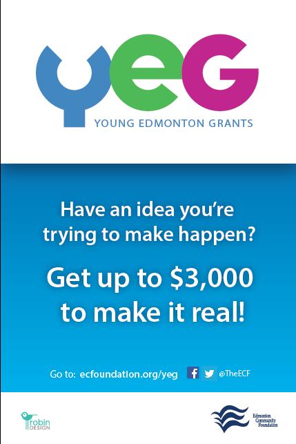 Young Edmonton Grants