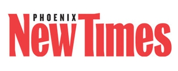 Phoenix New Times   is the definitive source of information for news, music, movies, restaurants, reviews, and events in Phoenix. Now working with Flannel Ball for the second year, we aim to provide exposure to many new faces in the local art and music scene through curation and editorials.