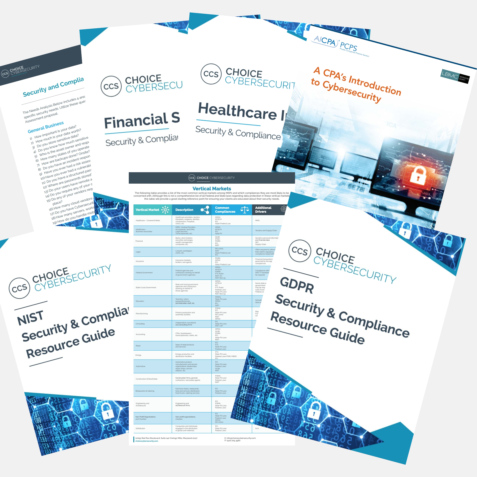Security & Compliance Resource Guides -