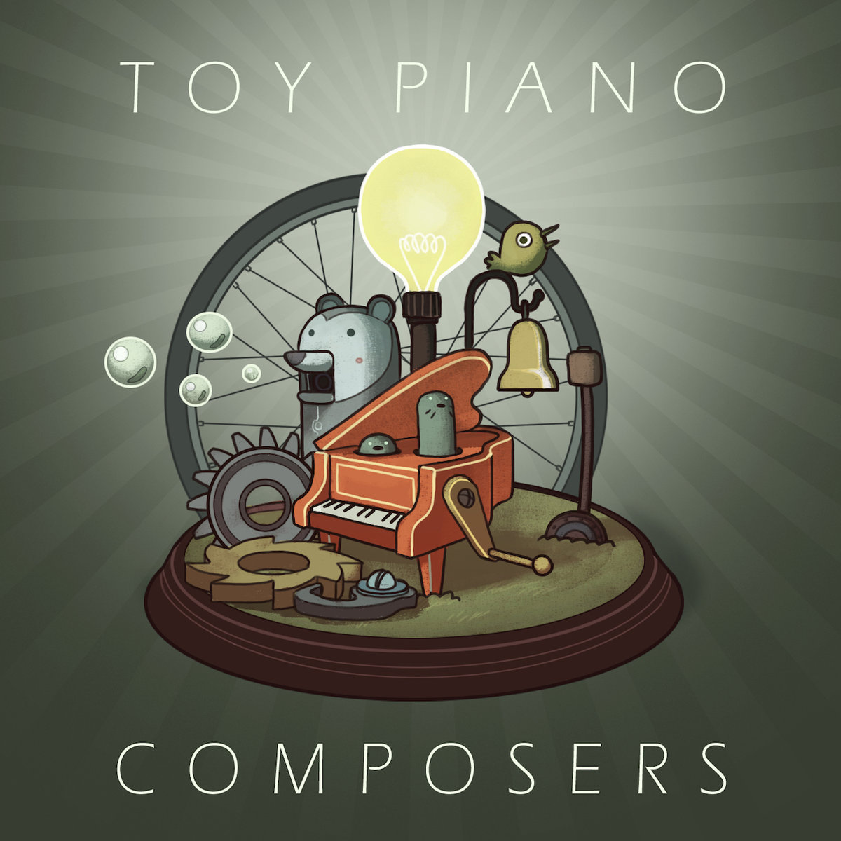 Toy Piano Composers