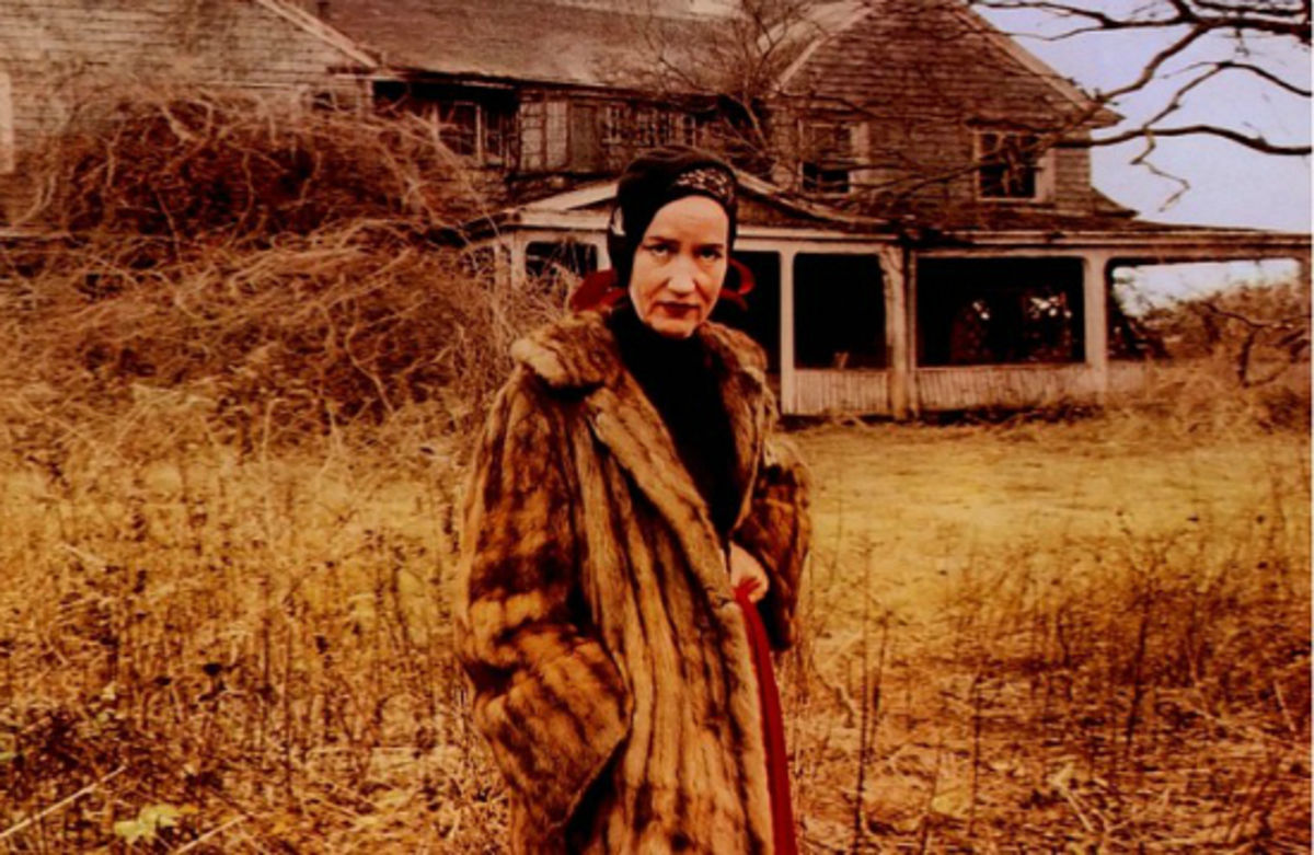 Edie Beale from Grey Gardens