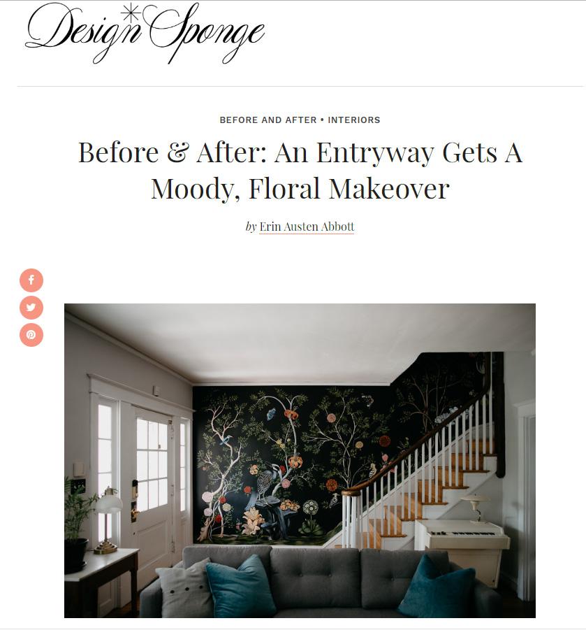 Design Sponge Article