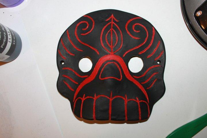 Henry Killinger Mask