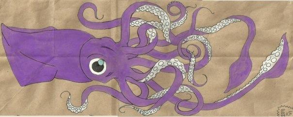 Squid, 2009