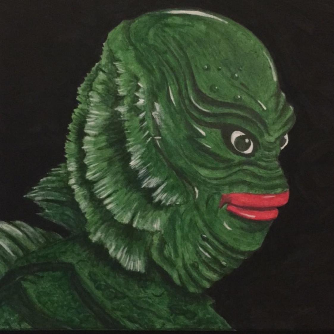 Creature Painting, 2016