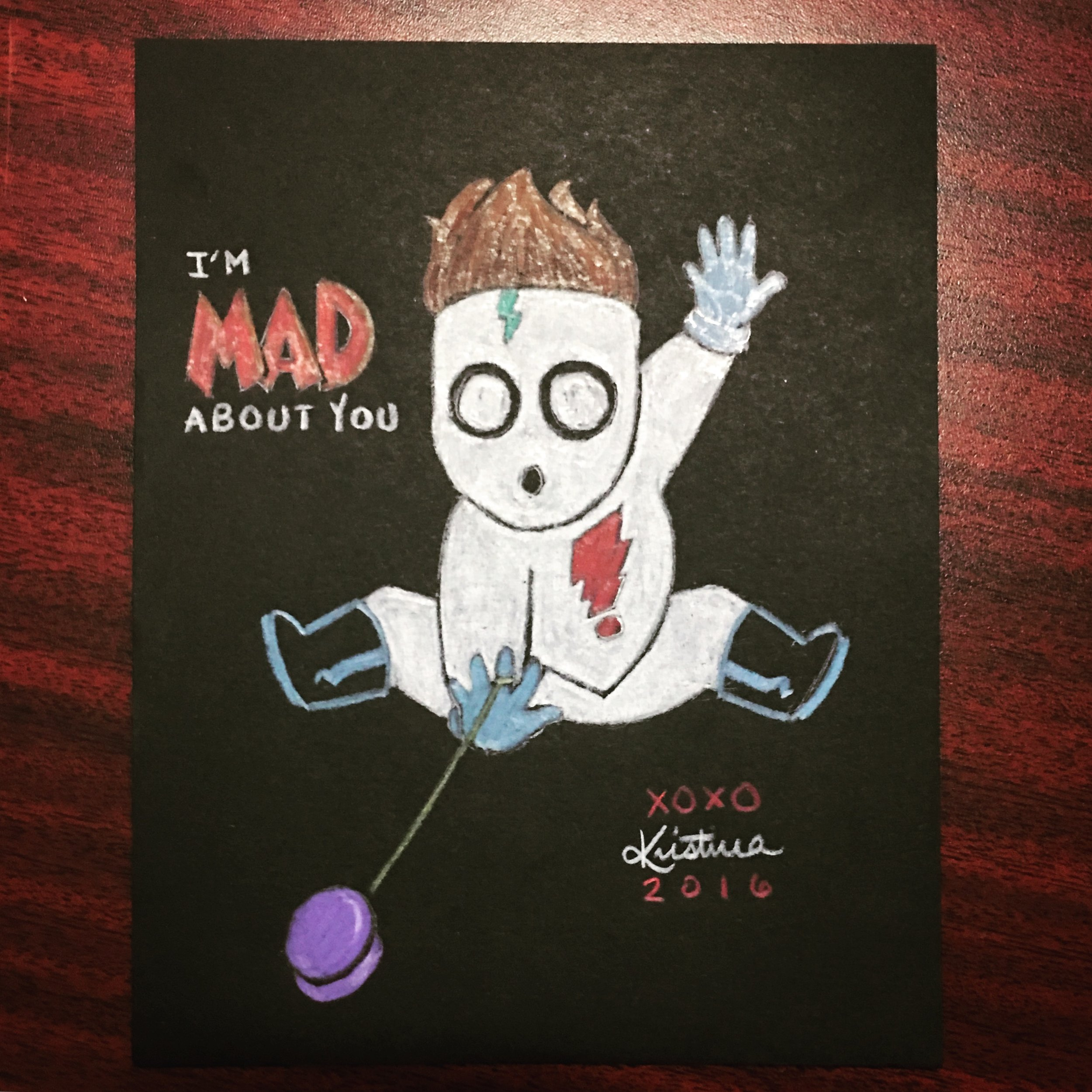 Madman Card, 2016