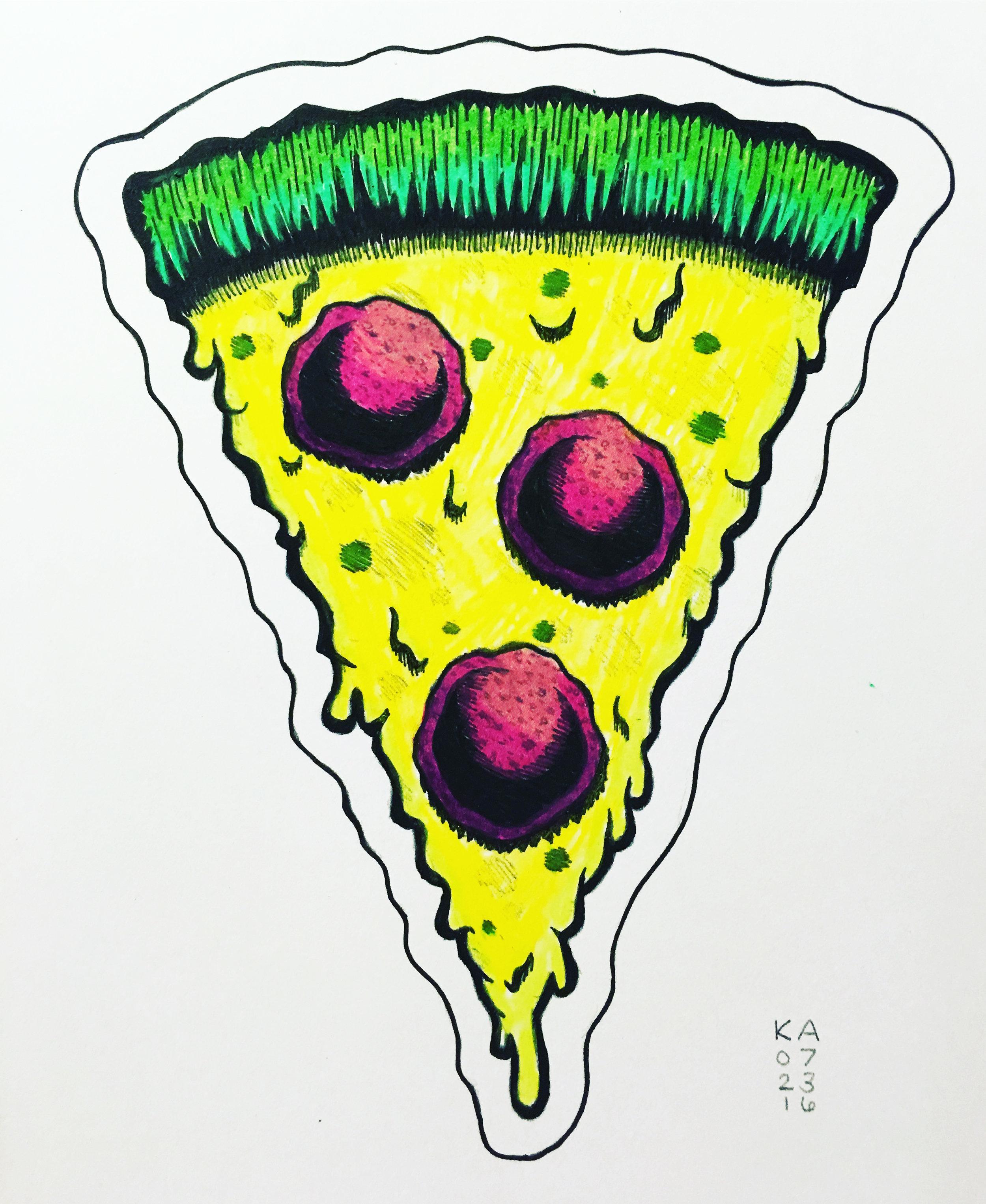 Nasty Pizza, 2016