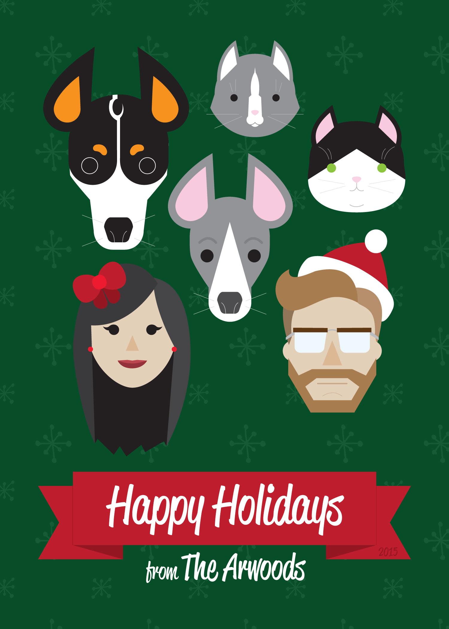 Giftmas Card - 2015