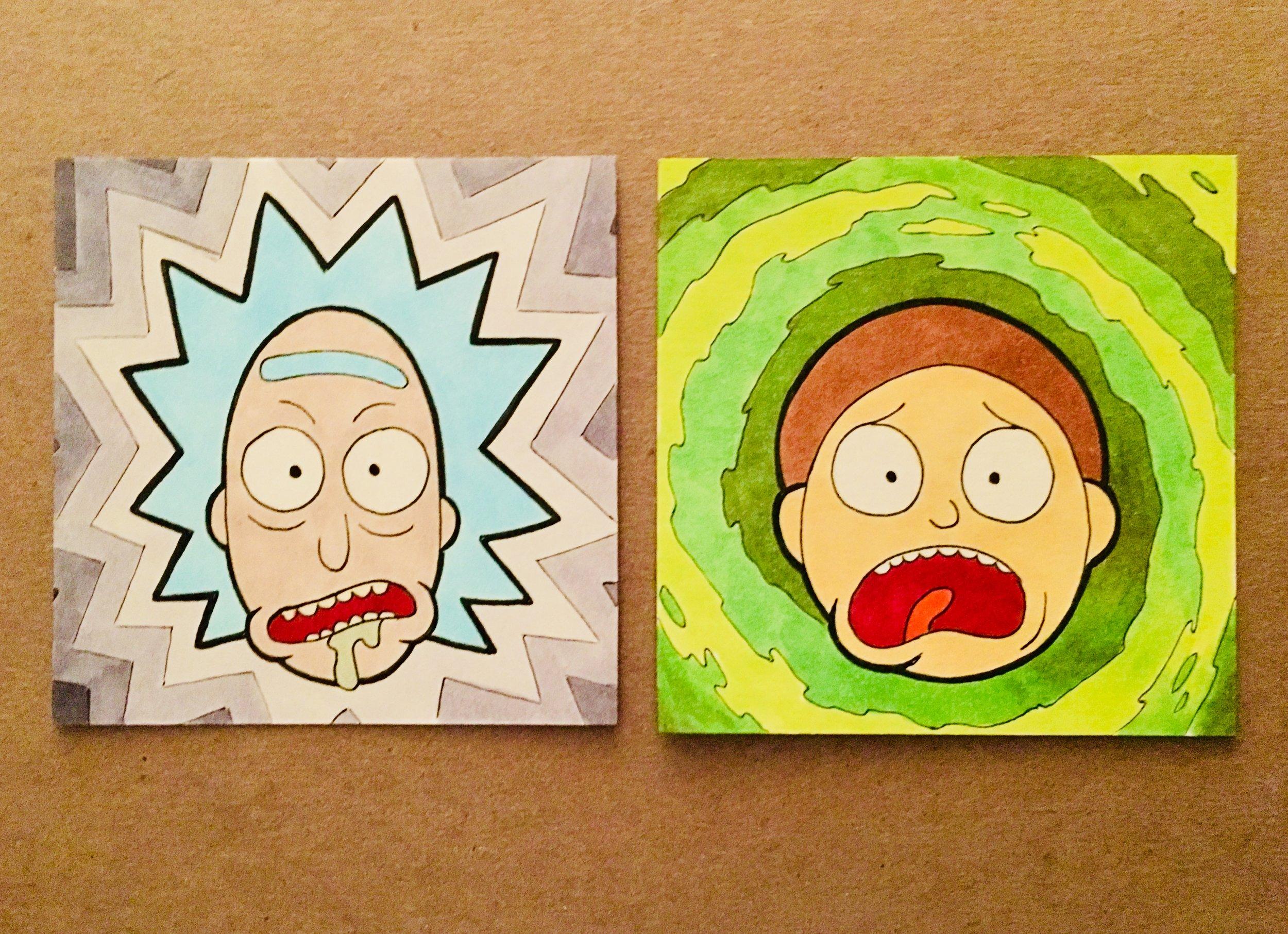 Rick & Morty (2018)
