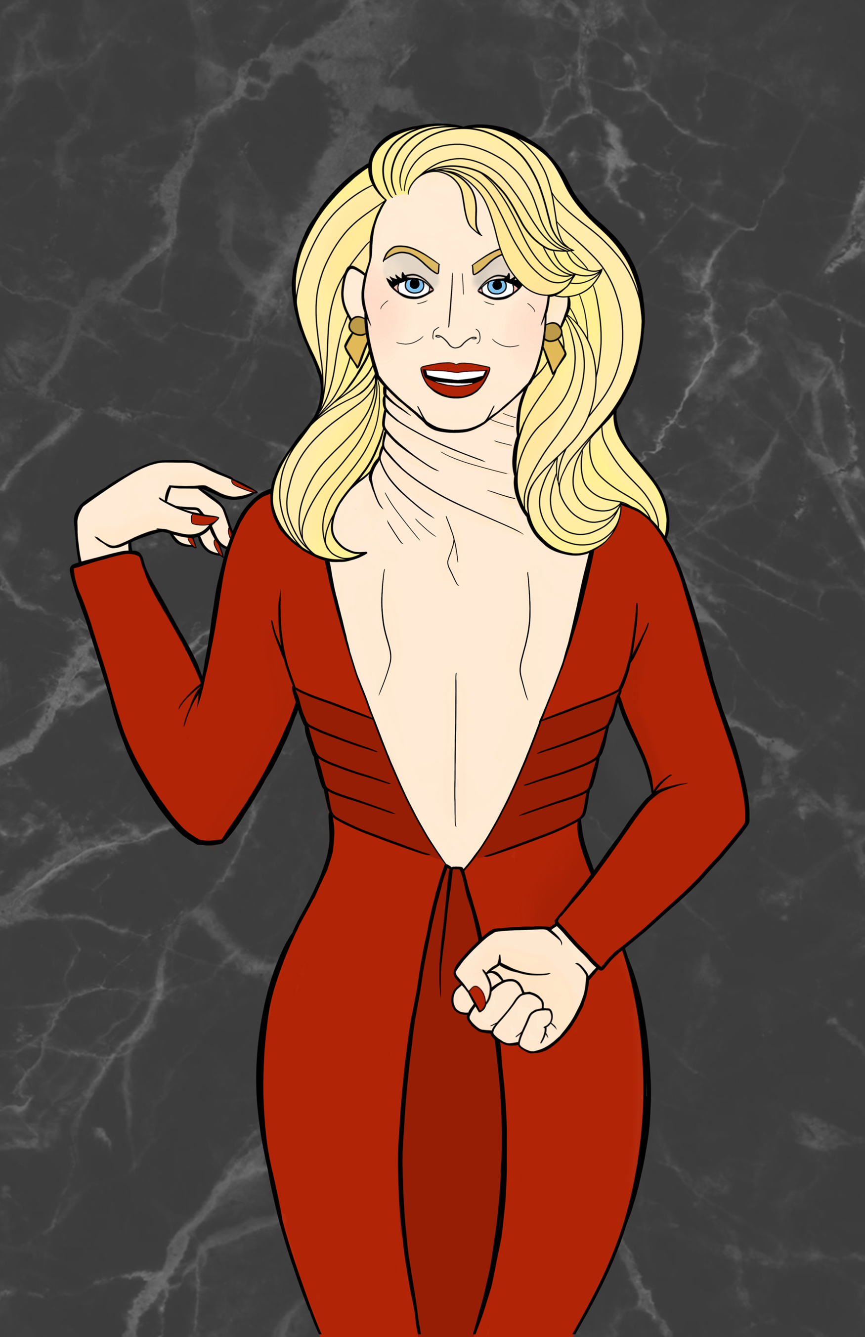 Death Becomes Her - Madeline (2018)