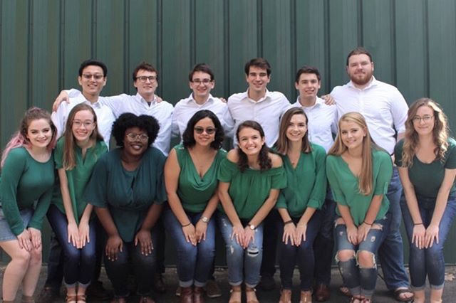 Our homecoming concert is Saturday, October 20 at 12:00 in the Wren Chapel! Come join us to meet our wonderful new members and hear what we have been working on this semester.