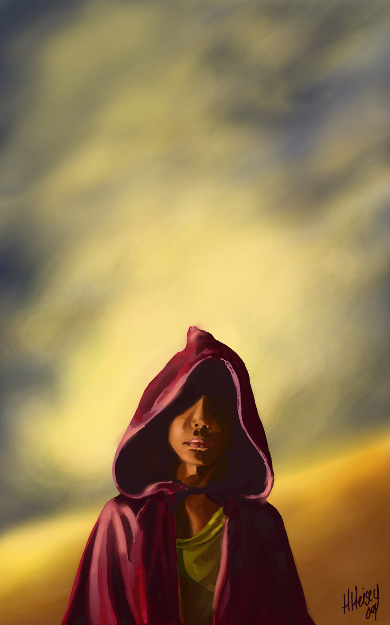 Desert Child (This one's fully painted!)