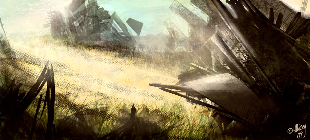 Grasslands! (This one was once used for a web banner somewhere—but never for a book or album cover!)