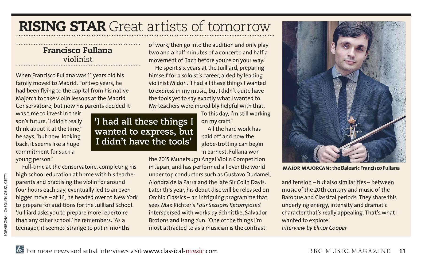 © BBC Music Magazine