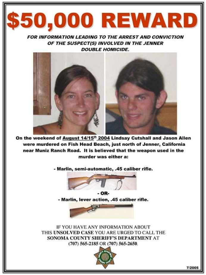 Reward Poster & Rifle Information