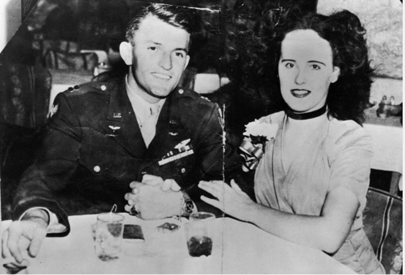 Elizabeth and Matthew Gordon