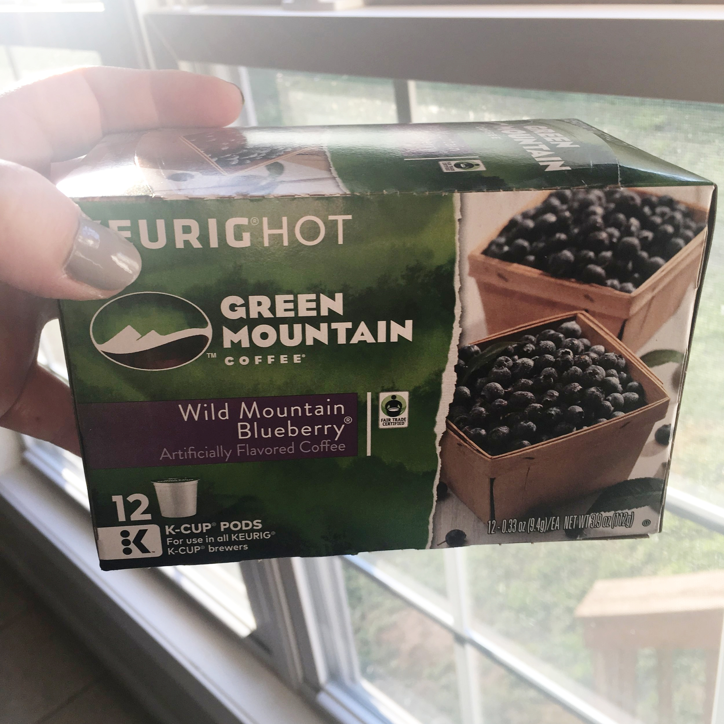 I'd like to have some of those blueberries about now.