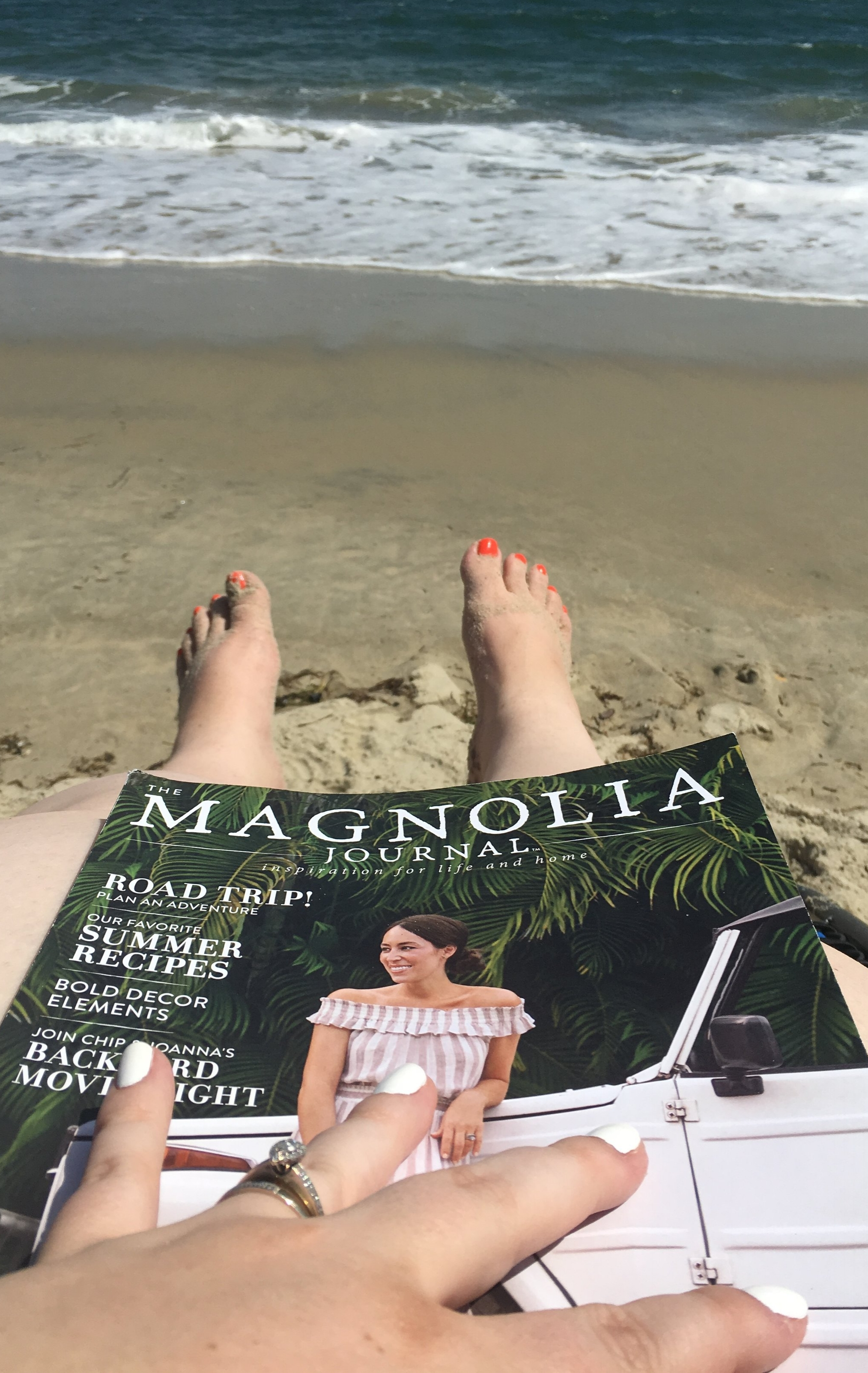 the magnolia journal may 2017 favorites