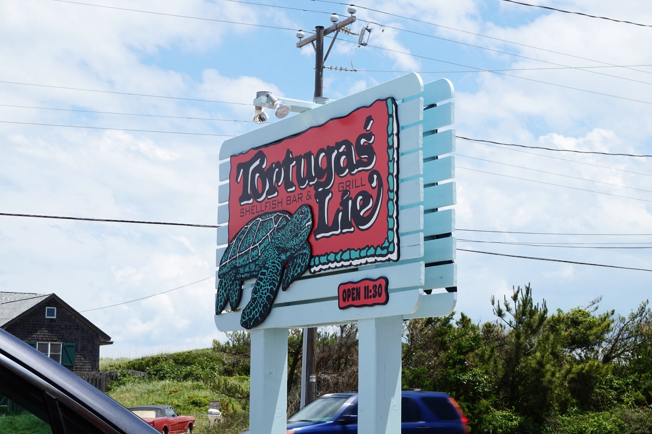 tortugas lie nags head nc outer banks