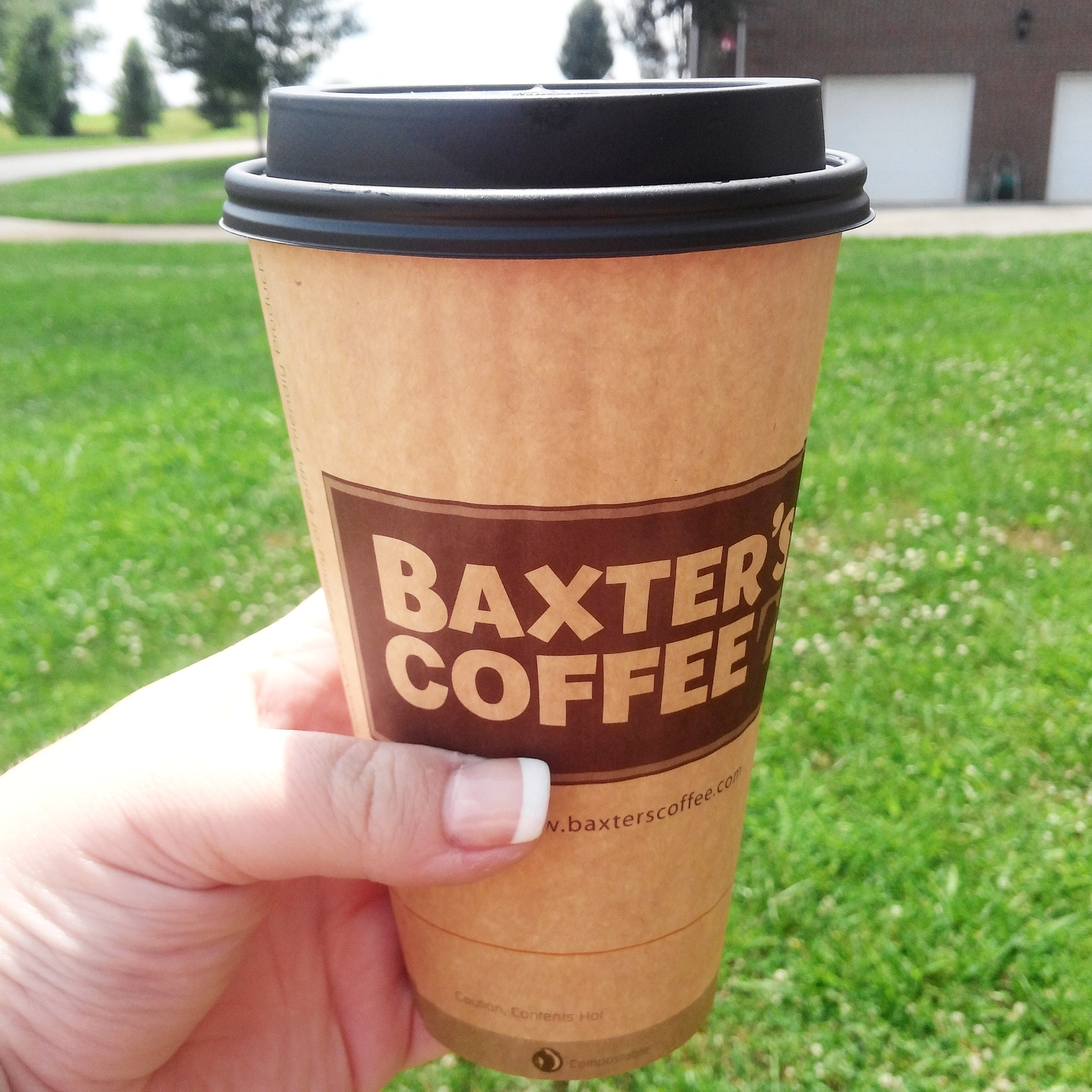 Drop off a coffee to a friend!