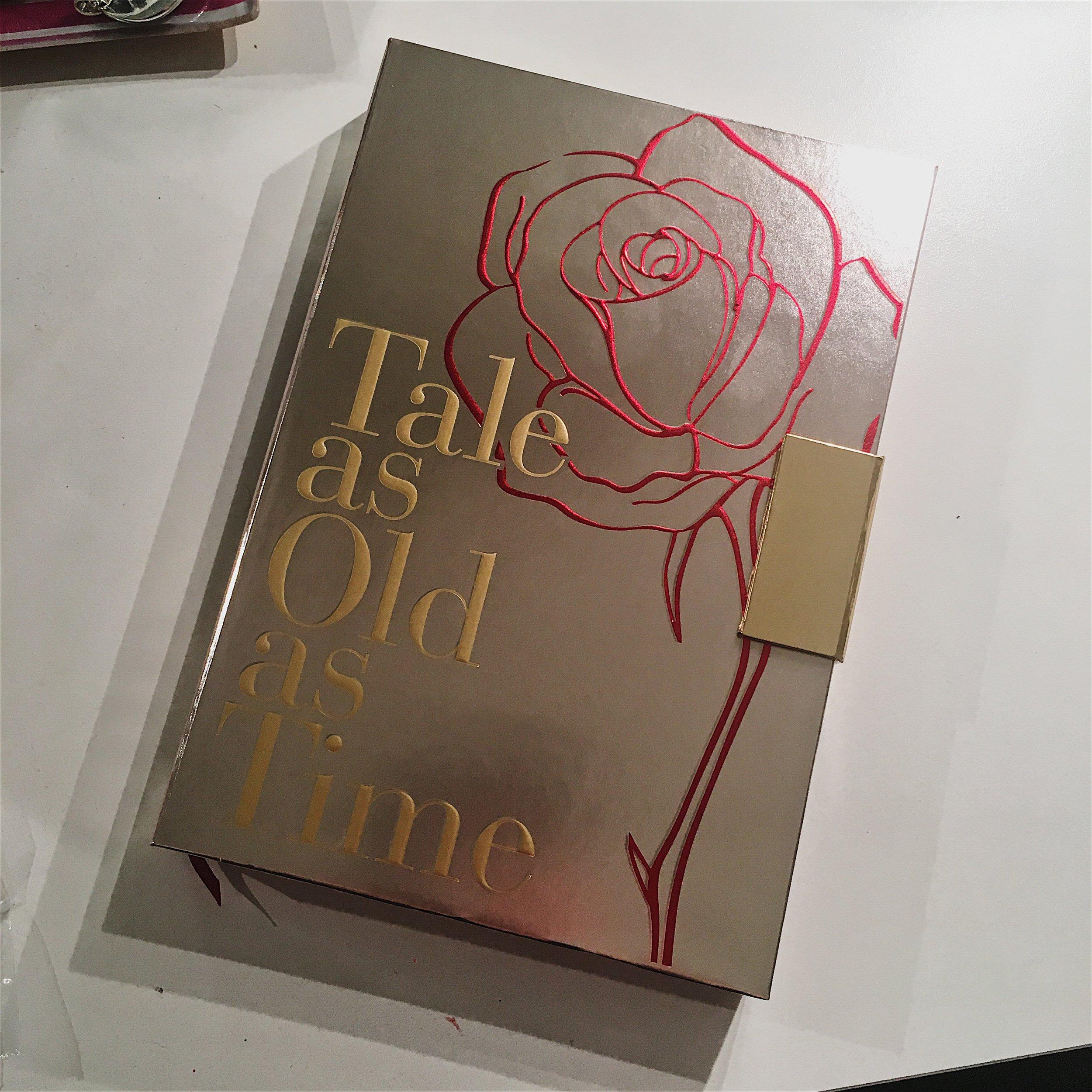 So beautiful, just like a fancy book!