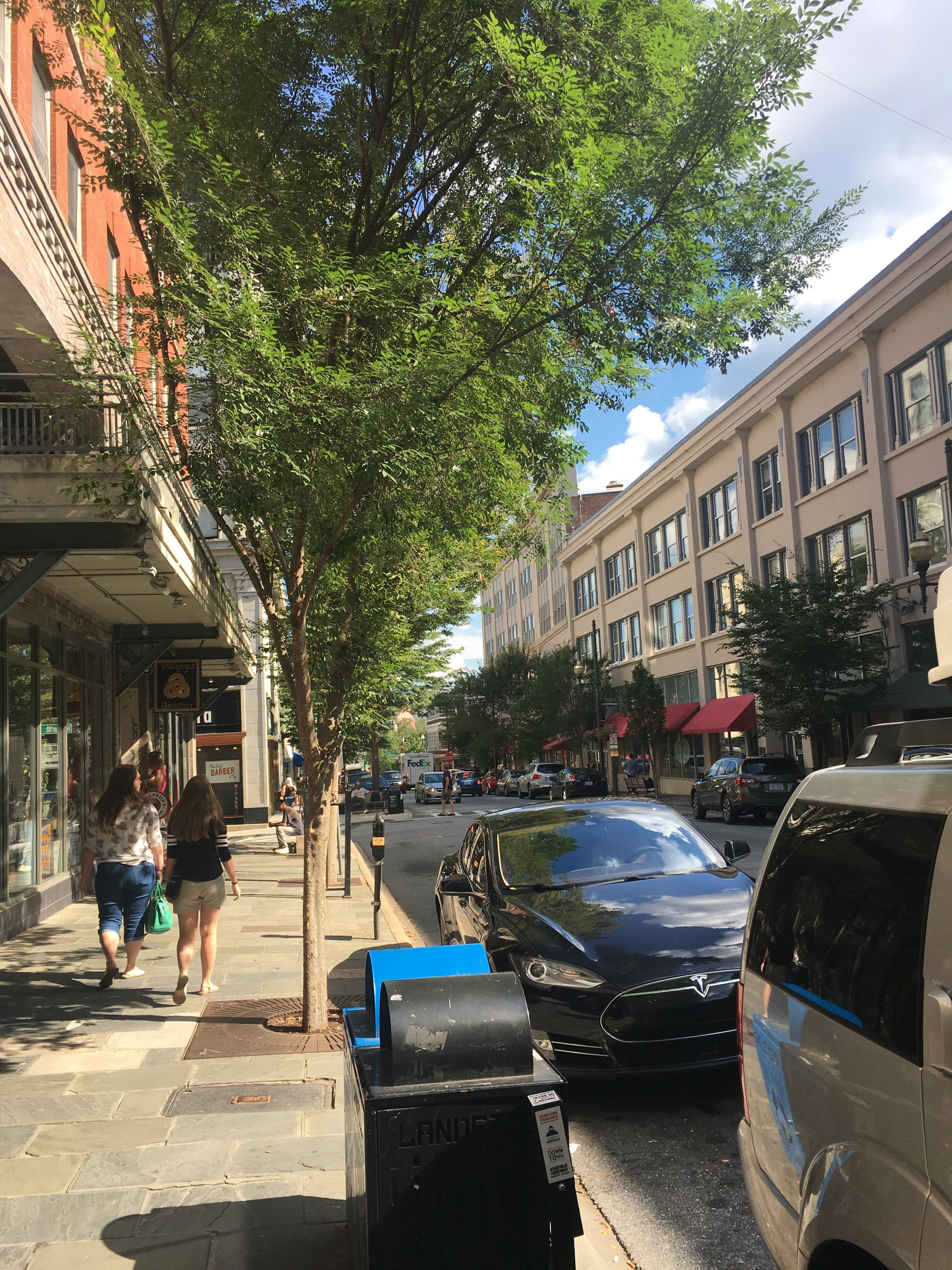 downtown asheville nc a cheerful life blog