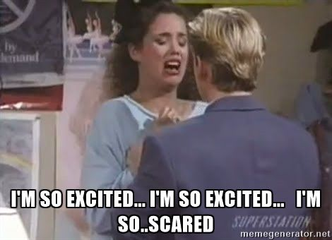 I feel you, Jessie Spano!!!! #savedbythebell #90s kid