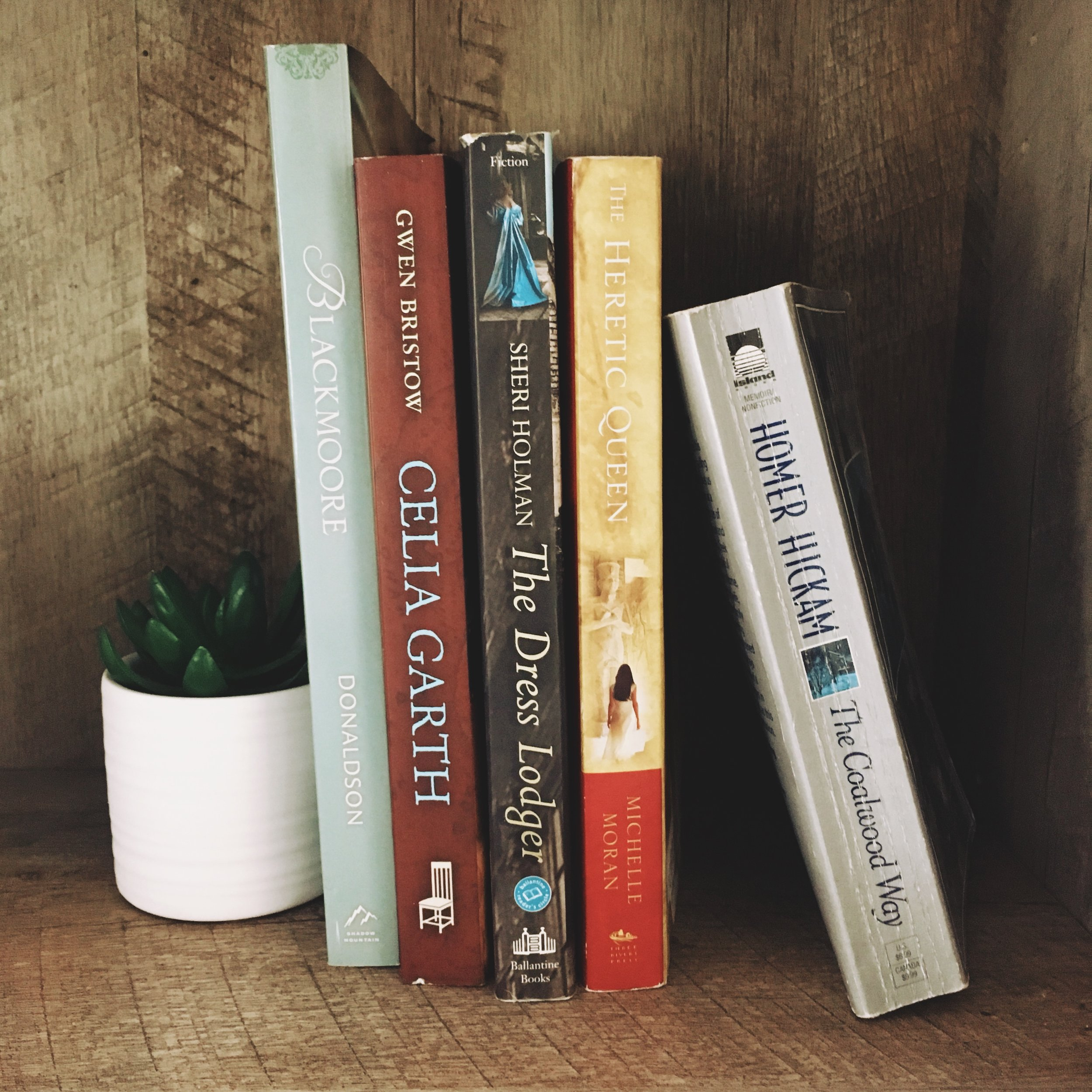 6 Obscure Historical Fiction Book Recommendations | A Cheerful Life Blog
