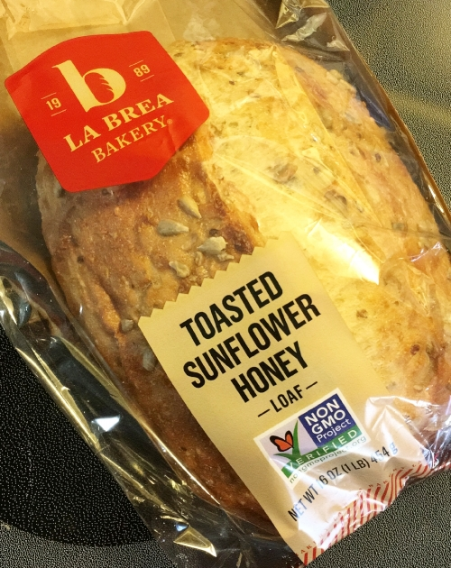 La Brea Bakery Toasted Sunflower Bread | March 2018 Favorites | A Cheerful Life Blog