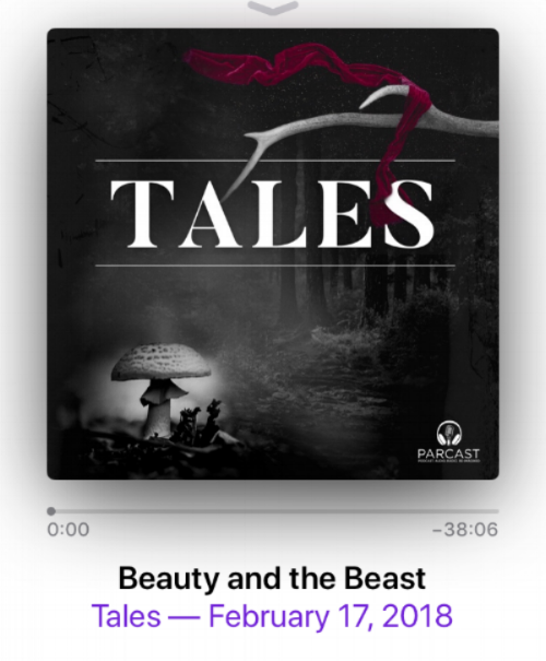 Tales Podcast | March 2018 Favorites | A Cheerful Life Blog