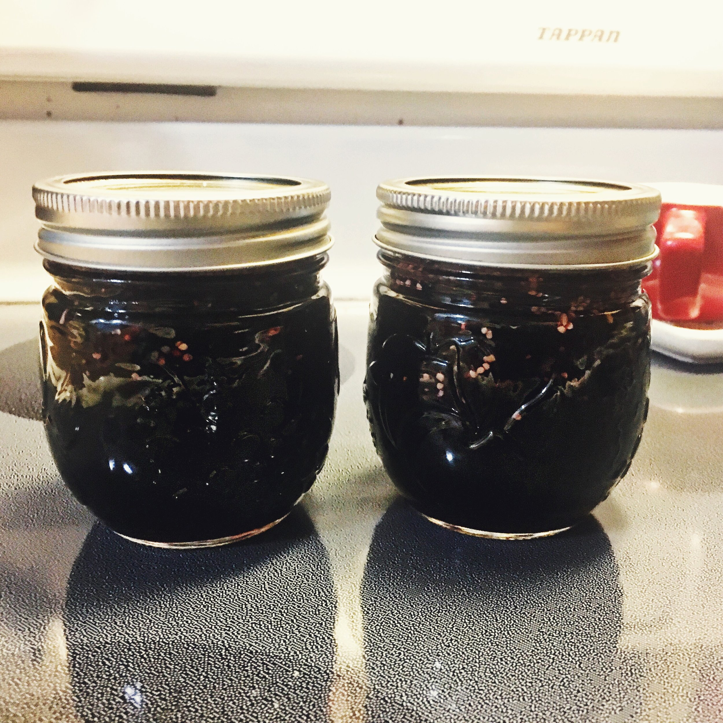 Picked Mulberries & Made Jam!