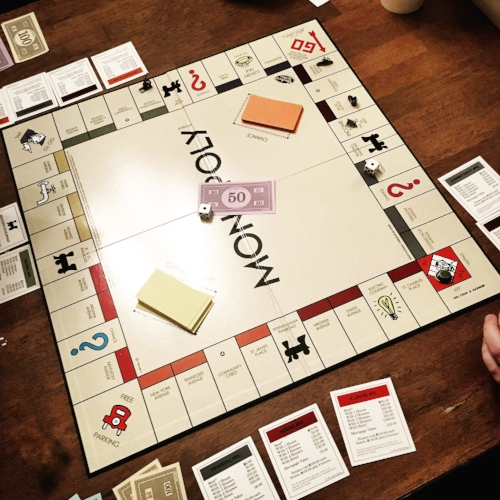 Retro Monopoly Aug & Sep 2018 Favorites