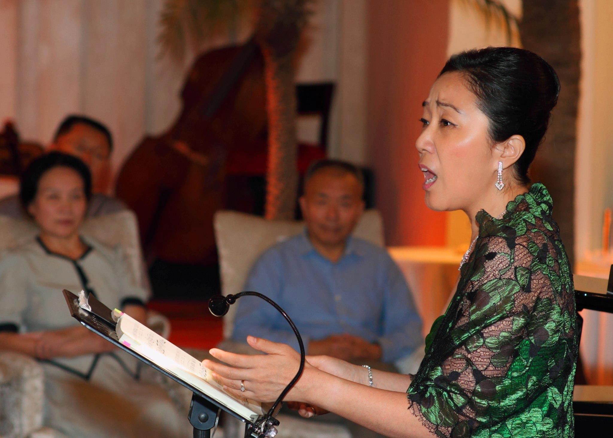 Private Event in Beijing Bravo Music Club