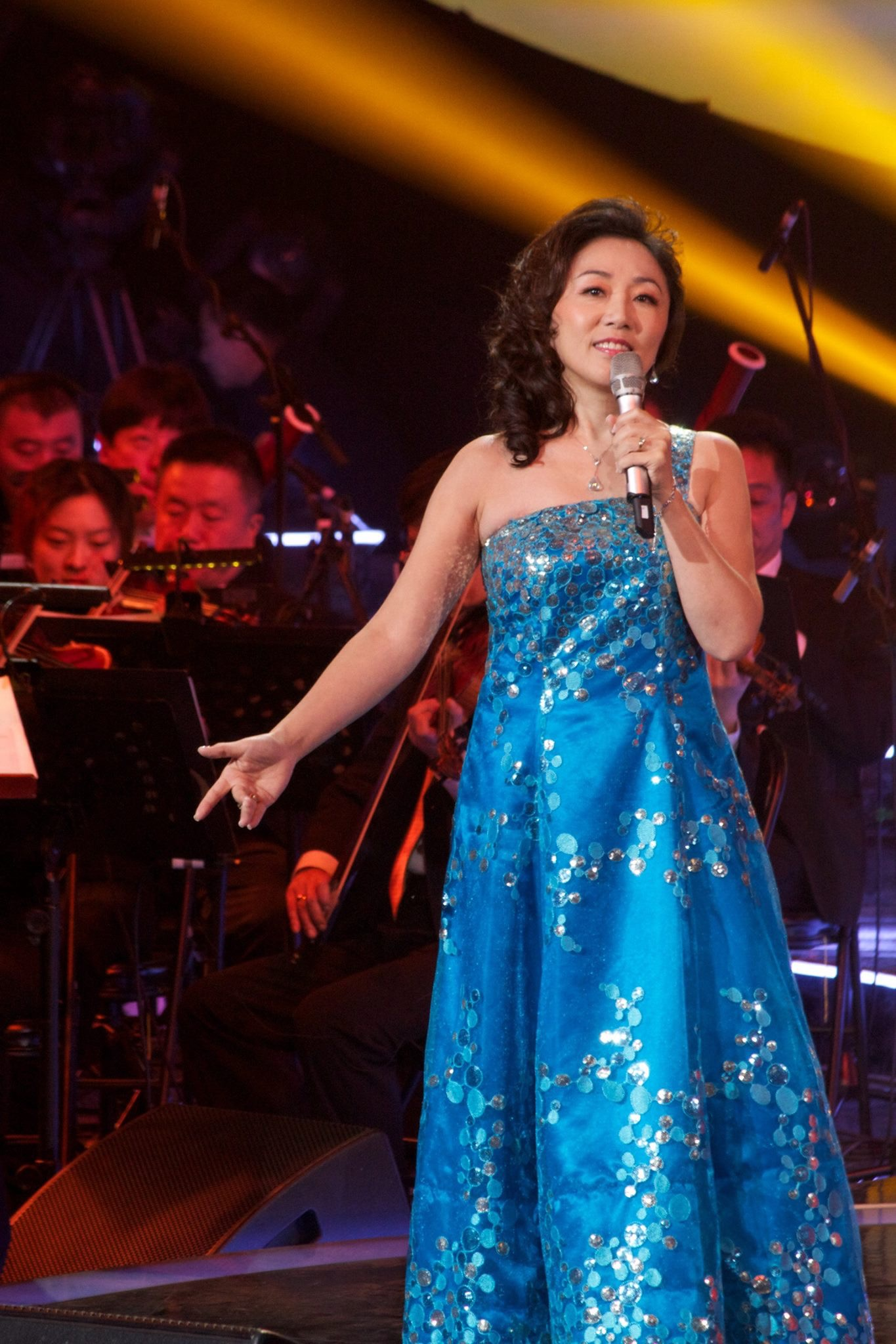 CCTV Live Top 10 Chinese Composers Concert in Beijing