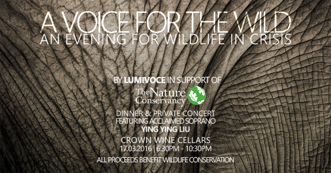 Private Concert to benefit The Nature Conservancy at Crown Wine Cellars