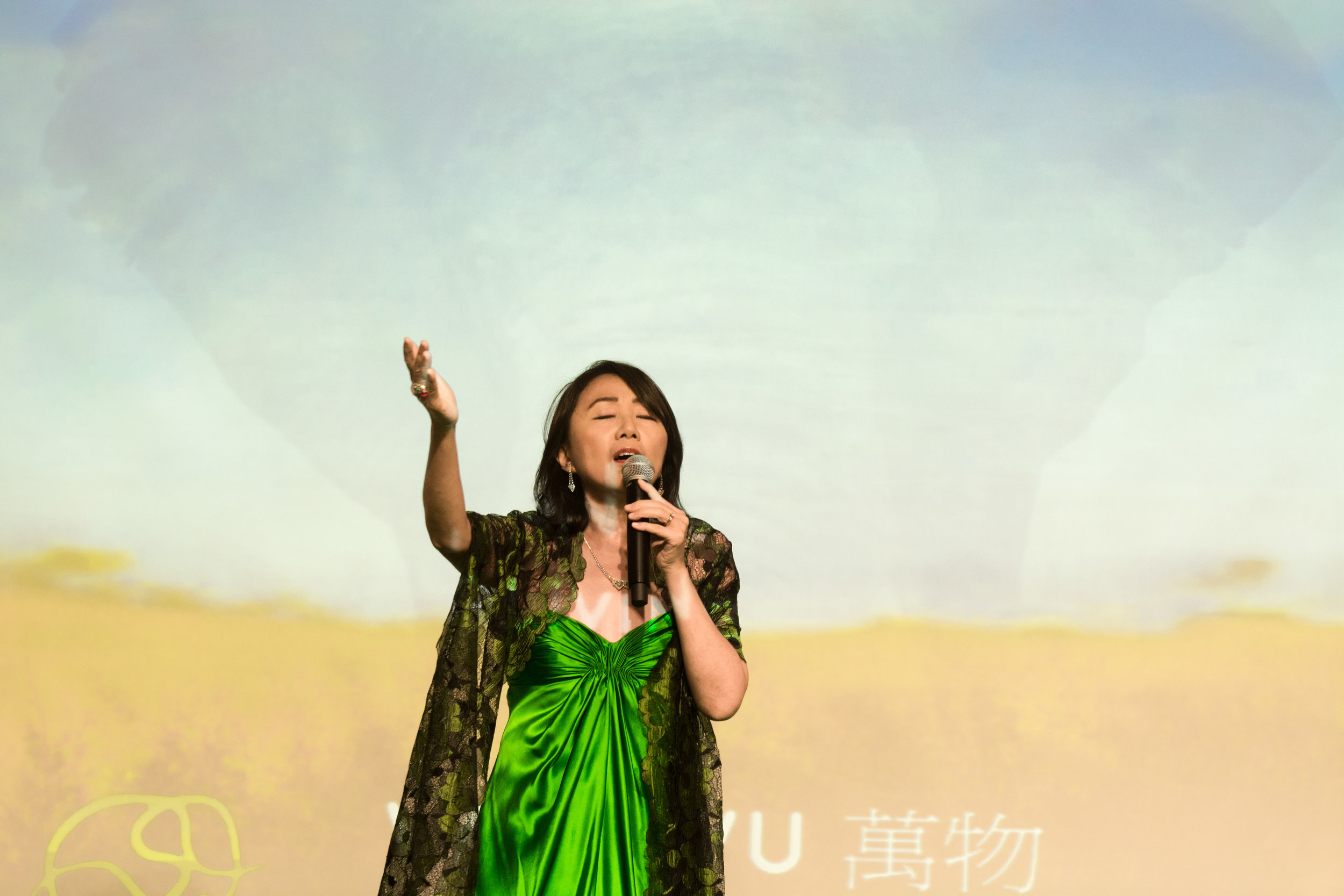 Ying Ying singing Wanwu 萬物-All Living Things at Animals Asia Gala.jpg