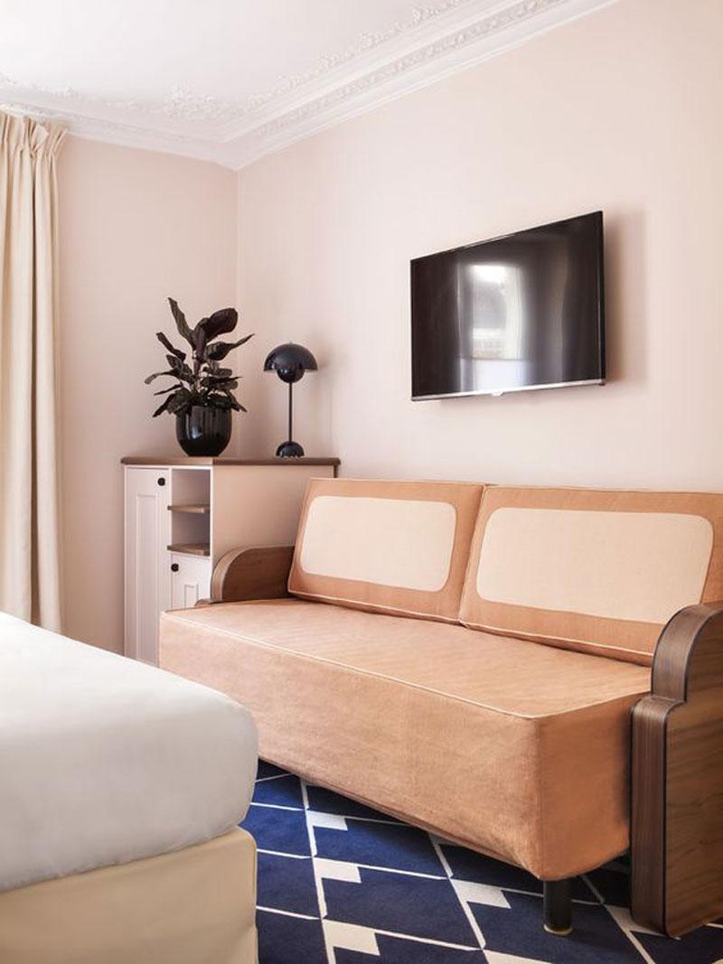 Hotel Bienvenue, Paris