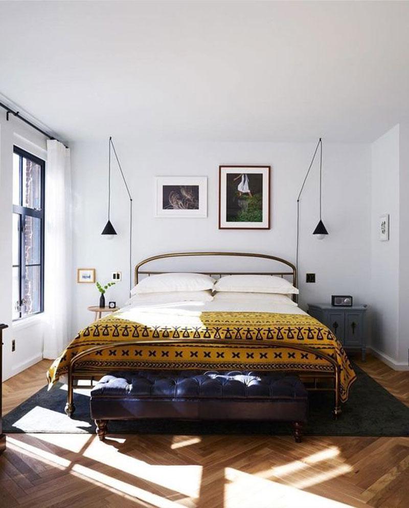 Sarah Montgomery Design Bedroom inspiration