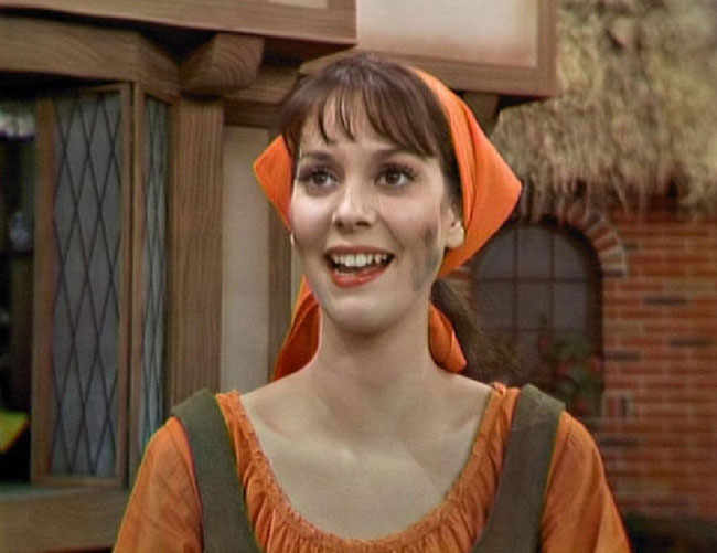 Leslie Ann Warren in Roger's and Hammerstein's Cinderella