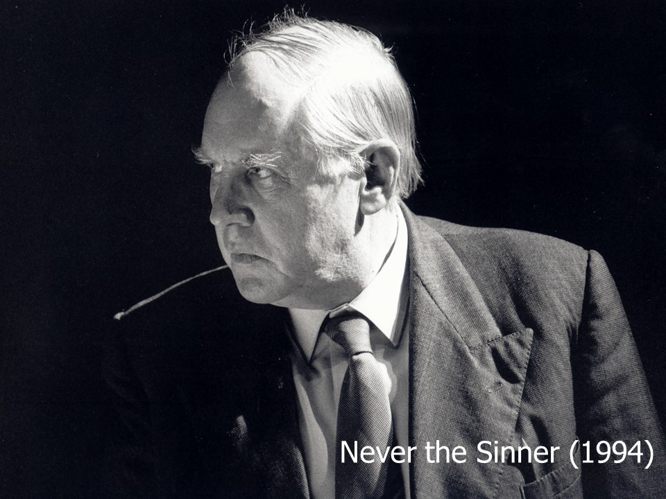 NEVER THE SINNER - 1994 1.JPG