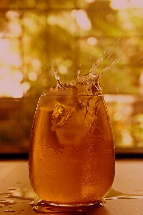 Sweet Iced-Tea Sweet Tea Southern