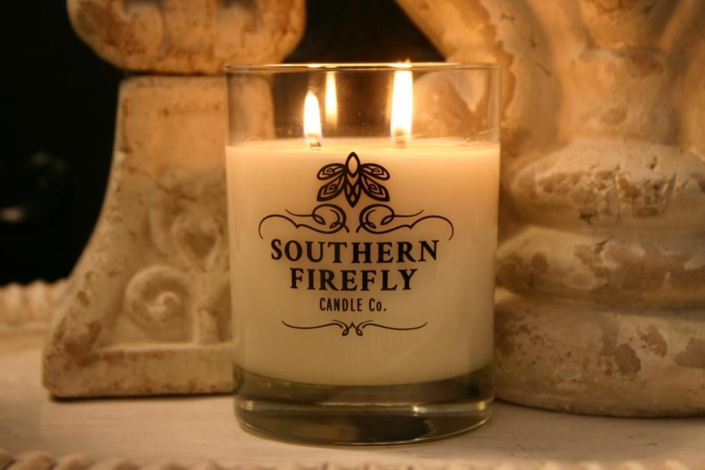 Destination Hand Poured Candle in Tennessee Whiskey by Southern Firefly