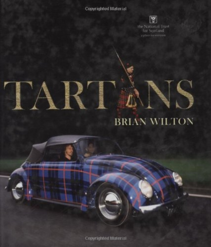 Tartans Book by Brian Wilton