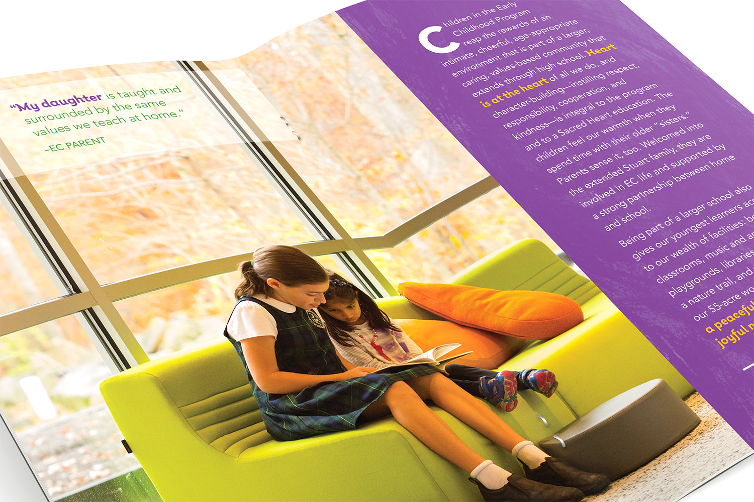 Stuart Country Day School Early Childhood Brochure