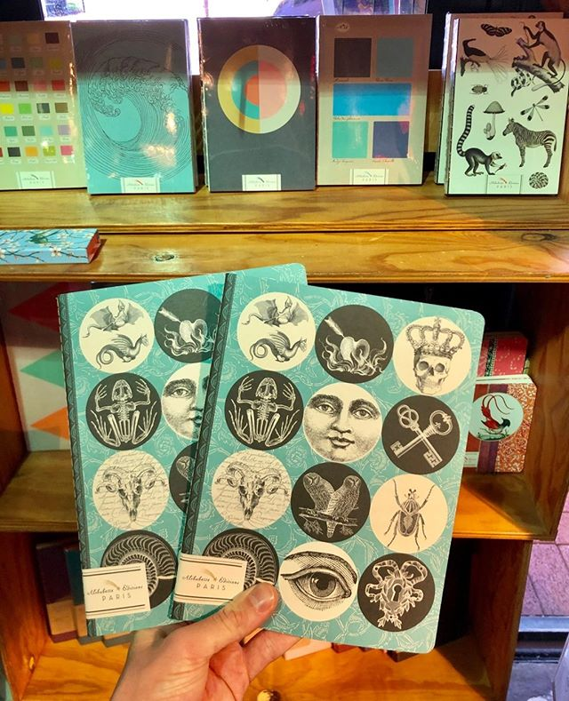 "Find your creativity with Alibabette notebooks . ""I imagine each notebook with all the imagination possible. Every cover, every page is composed with love, for fun. And all the details are neat, so that each notebook is unique and beautiful, elegant and refined, while remaining accessible."" - Alibabette. ⠀ Available at Planet. #planetbooks ⠀ ⠀ ⠀ _______⠀ ⠀ ⠀ ⠀  #perthisok #perthlife #australia #perthfood #perthblogger #pertheats #westernaustralia #perthtodo #perthcity #love #melbourne #perthpop #sydney #perthsmallbusiness #perthfoodie #perthgirlboss #urbanlistperth #fitness #shopping #perthgram #brisbane #perthstagram #food #thisiswa #perthevents #perthcafe #supportlocal #healthy #perthcreatives"