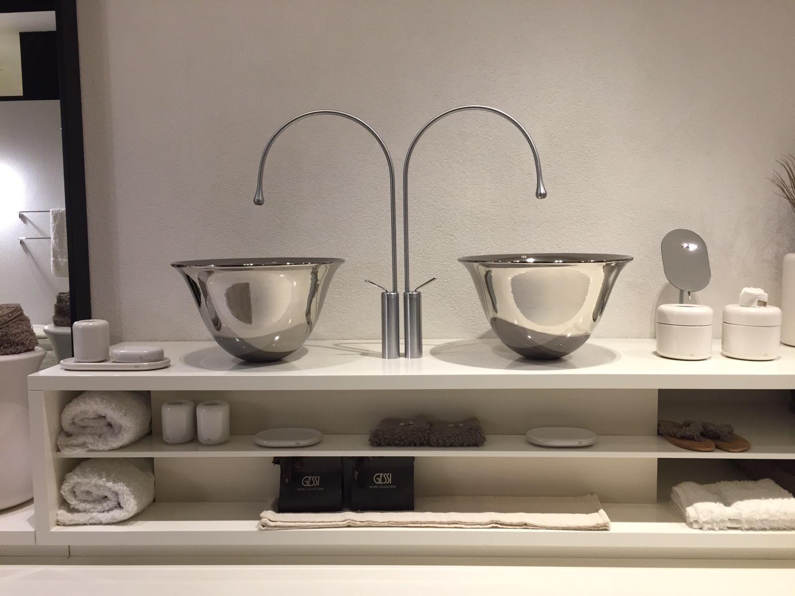 Boll Immobilien Makler Gessi Ausstellung Milano Gruppe