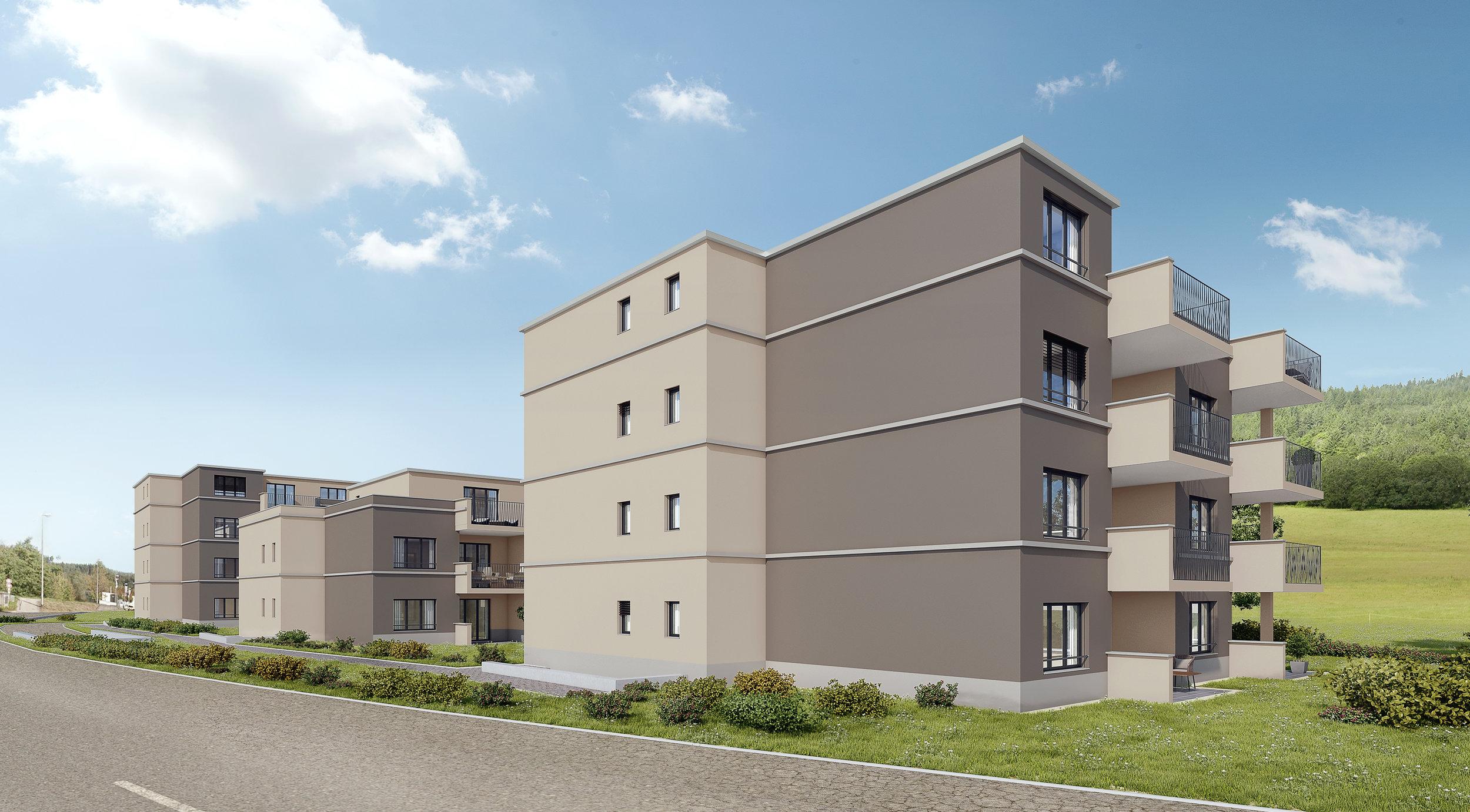 Immobilienverkauf und Immobilienvermarktung mit Video von Häuser sowie Wohnungen und Neubauprojekte Immobilienmakler in Zug und Zürich Überbauung NIDO Sennhof Winterthur Baubewilligung erteilt